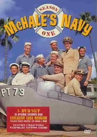 Mchale's Navy:Season One - (Region 1 Import DVD)