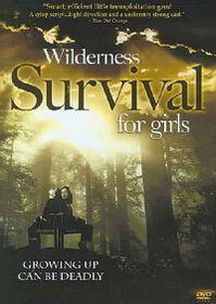 Wilderness Survival for Girls - (Region 1 Import DVD)