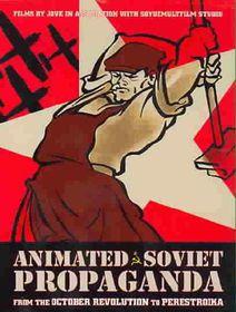 Animated Soviet Propaganda - (Region 1 Import DVD)