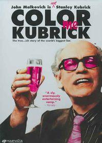 Color Me Kubrick - (Region 1 Import DVD)