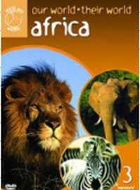 Our World, Their World Vol 3 - Africa - (DVD)