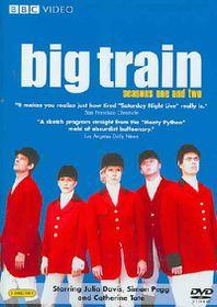 Big Train:Season One and Two - (Region 1 Import DVD)