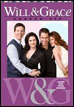 Will & Grace Season 6 - (Region 1 Import DVD)