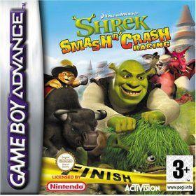 Shrek Smash 'N' Crash (GBA)