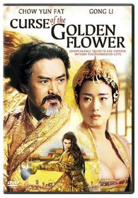 Curse of the Golden Flower - (Region 1 Import DVD)