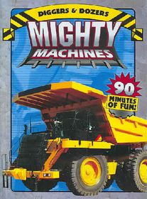 Mighty Machines #1 - (Region 1 Import DVD)