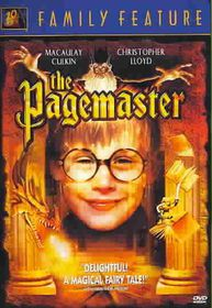 Pagemaster - (Region 1 Import DVD)