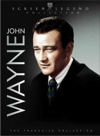 John Wayne:Screen Legend Collection - (Region 1 Import DVD)