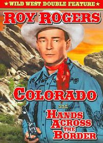 Hands Across the Border/Colorado - (Region 1 Import DVD)