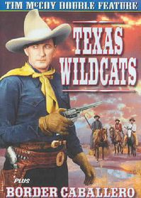 Texas Wildcats/Border Cabellero - (Region 1 Import DVD)