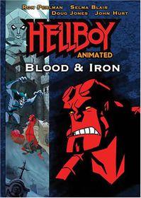 Hellyboy:Blood & Iron - (Region 1 Import DVD)