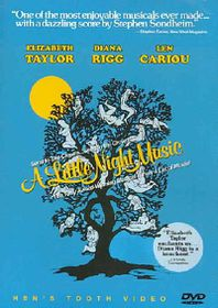 Little Night Music - (Region 1 Import DVD)