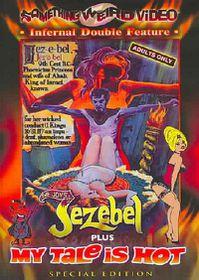 Joys of Jezebel/My Tail is Hot - (Region 1 Import DVD)