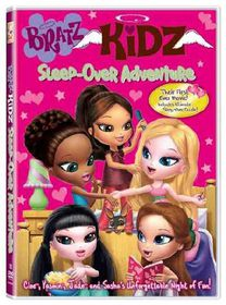 Bratz Kidz Sleep over Adventure - (Region 1 Import DVD)