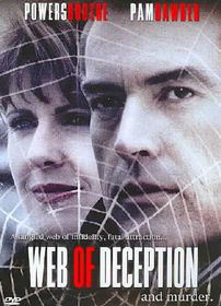 Web of Deception - (Region 1 Import DVD)