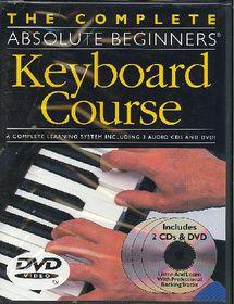Complete Absolute Beginners Keyboard - (Region 1 Import DVD)