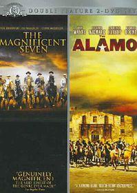 Magnificent Seven/Alamo - (Region 1 Import DVD)