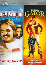 Semi Tough & Gator - (Region 1 Import DVD)
