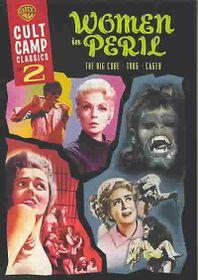 Cult Camp Classics Volume 2 - Women in Peril - (Region 1 Import DVD)
