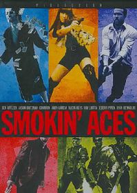 Smokin Aces - (Region 1 Import DVD)