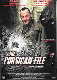 Corsican File - (Region 1 Import DVD)