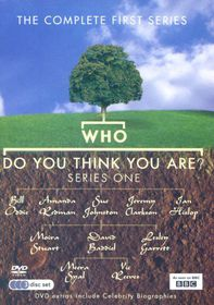 Who Do You Think You Are - Series 1 - (Import DVD)
