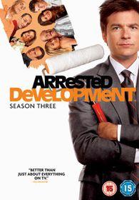 Arrested Development - Season 3 - (Import DVD)