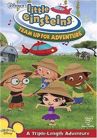 Little Einsteins - Team up - (Import DVD)