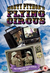 Monty Python Flying Circus - Series 3 - (Import DVD)