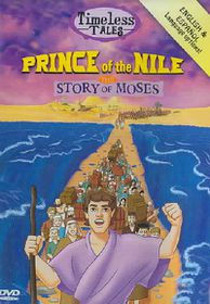Prince of the Nile - (Region 1 Import DVD)