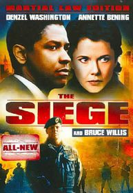 Siege the Martial Law Edition - (Region 1 Import DVD)