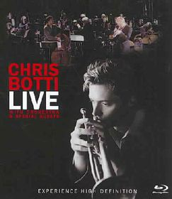 Chris Botti: Live With Orchestra and Special Guests - (Import Blu-ray Disc)