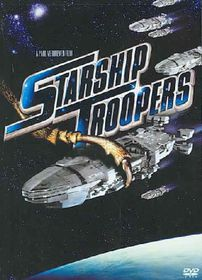Starship Troopers - (Region 1 Import DVD)