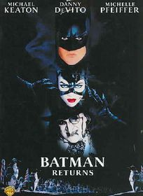 Batman Returns - (Region 1 Import DVD)