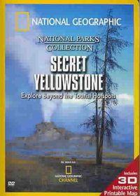 Secret Yellowstone - (Region 1 Import DVD)