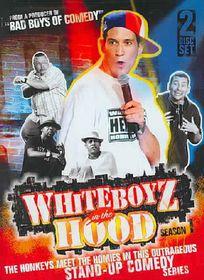 White Boyz in the Hood - (Region 1 Import DVD)