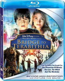 Bridge to Terabithia - (Region A Import Blu-ray Disc)