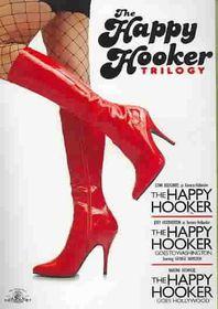 Happy Hooker Trilogy - (Region 1 Import DVD)