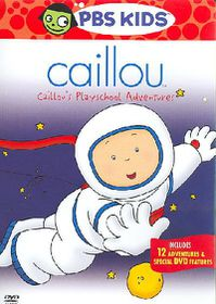 Caillou:Playschool Adventures - (Region 1 Import DVD)