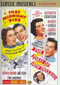 That Midnight Kiss/Toast of New Orleans - (Region 1 Import DVD)