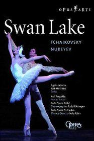 Tchaikovsky: Pyotr Ilyrich - Swan Lake (DVD)