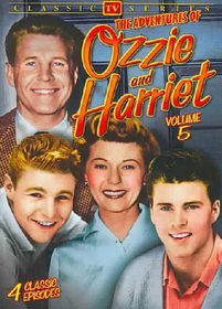 Adventures of Ozzie & Harriet Vol 5 - (Region 1 Import DVD)