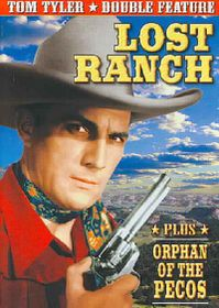 Tom Tyler Double Feature: Orphans of the Pecos/Lost Ranch - (Region 1 Import DVD)
