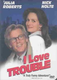 I Love Trouble - (Region 1 Import DVD)