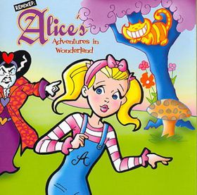Remixed: Alice's Adventures in Wonderland - (Region 1 Import DVD)