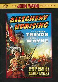 Allegheny Uprising - (Region 1 Import DVD)