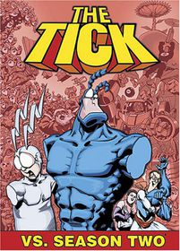 Tick vs Season Two - (Region 1 Import DVD)