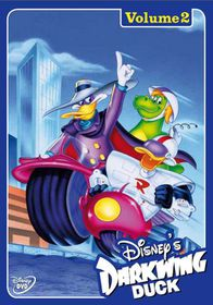 DarkWing Duck Vol 2 - (DVD)