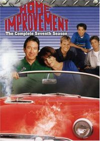 Home Improvement - The Complete Seventh Season - (Region 1 Import DVD)