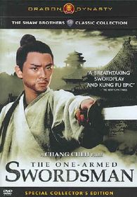 One Armed Swordsman - (Region 1 Import DVD)
